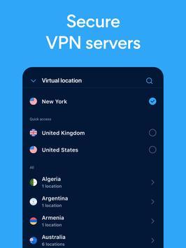 Hotspot Shield Free VPN Proxy & Secure VPN screenshot 12