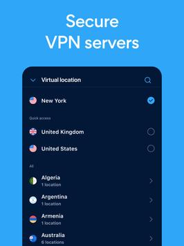Hotspot Shield Free VPN Proxy & Secure VPN screenshot 7