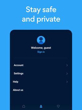 Hotspot Shield Free VPN Proxy & Secure VPN screenshot 9