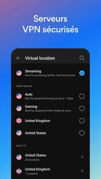 Hotspot Shield Gratuit VPN Proxy & Sécurité WiFi capture d'écran 2