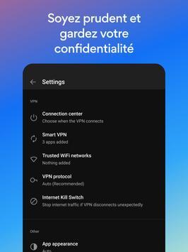 Hotspot Shield Gratuit VPN Proxy & Sécurité WiFi capture d'écran 14