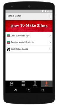 How To Make Slime screenshot 3