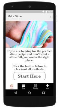 How To Make Slime screenshot 4