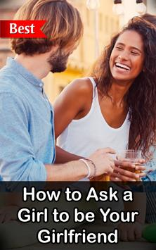 How to Ask a Girl to be Your Girlfriend poster