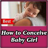 How to Conceive Baby Girl icon
