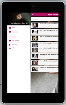 How to Conceive Baby Girl screenshot 8