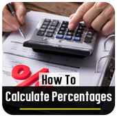 How To Calculate Percentages icon