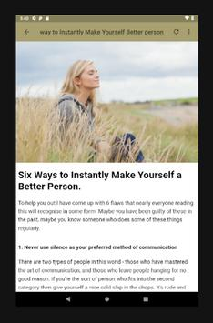 How To Be a Better Person screenshot 8
