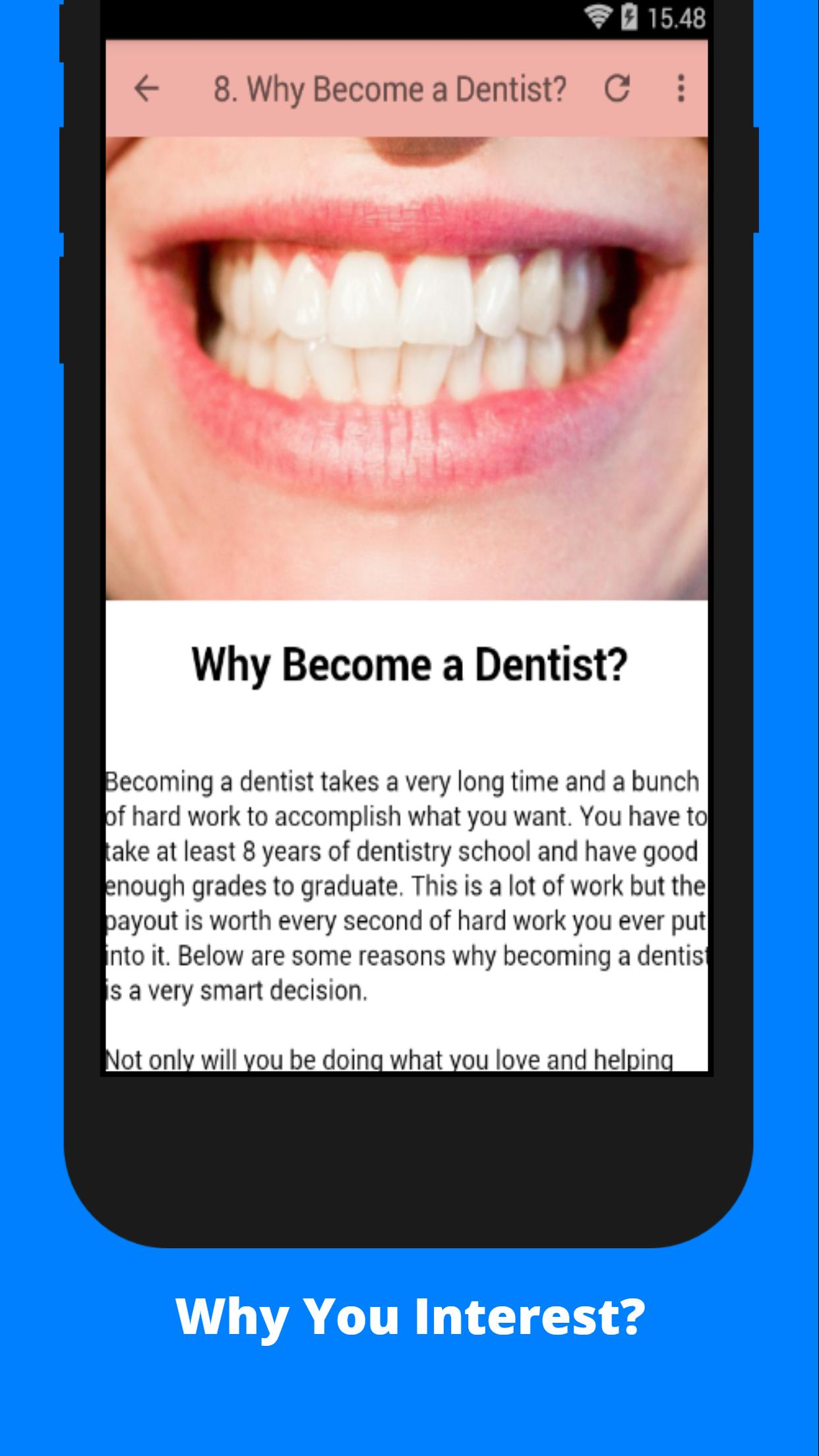How to Become a Dentist for Android - APK Download