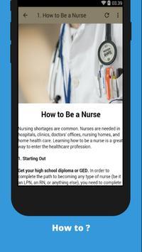 How to Become a Nurse screenshot 1