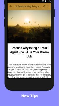 How to Become a Travel Agent screenshot 2