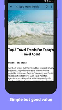 How to Become a Travel Agent screenshot 3