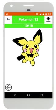 How to Draw Pokemon Step by Step screenshot 4