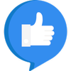 Messenger and video call for Facebook simgesi