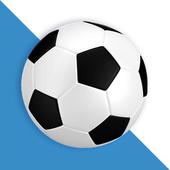 Futebol Resultados ao Vivo ícone