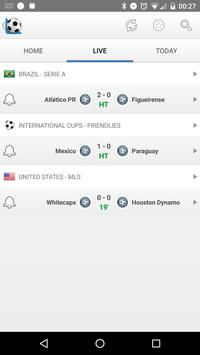 Football Live Scores screenshot 4