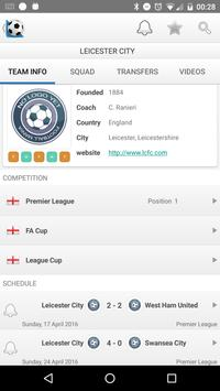 Football Live Scores screenshot 5