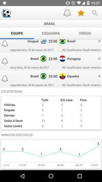 Futebol Resultados ao Vivo imagem de tela 2