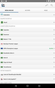 Futebol Resultados ao Vivo imagem de tela 7