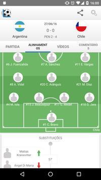 Futebol Resultados ao Vivo imagem de tela 4