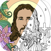 Icona Bible Coloring