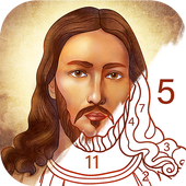 Bible Coloring icon