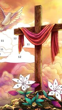 Bible Coloring screenshot 1