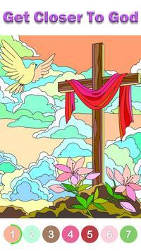 3 Schermata Bible Coloring