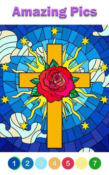 9 Schermata Bible Coloring