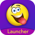 Hello Launcher - Funny Emojis, GIFs & Themes
