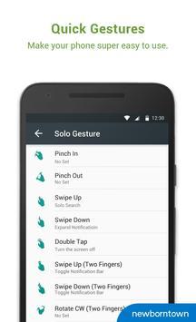 Solo Launcher screenshot 6