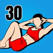 Kadın Fitness - Evde Kilo Verme Egzersizleri simgesi