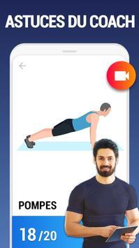 Exercices à la maison capture d'écran 1