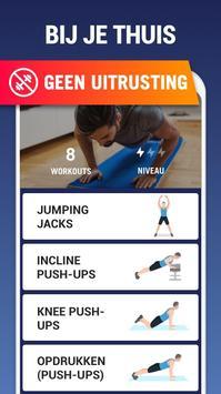 Workouts voor Thuis screenshot 4