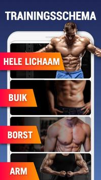 Workouts voor Thuis-poster