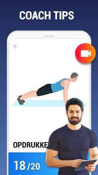 Workouts voor Thuis screenshot 1
