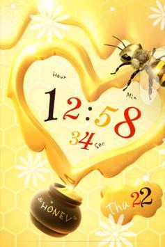 Honey Bee LWP Trial poster
