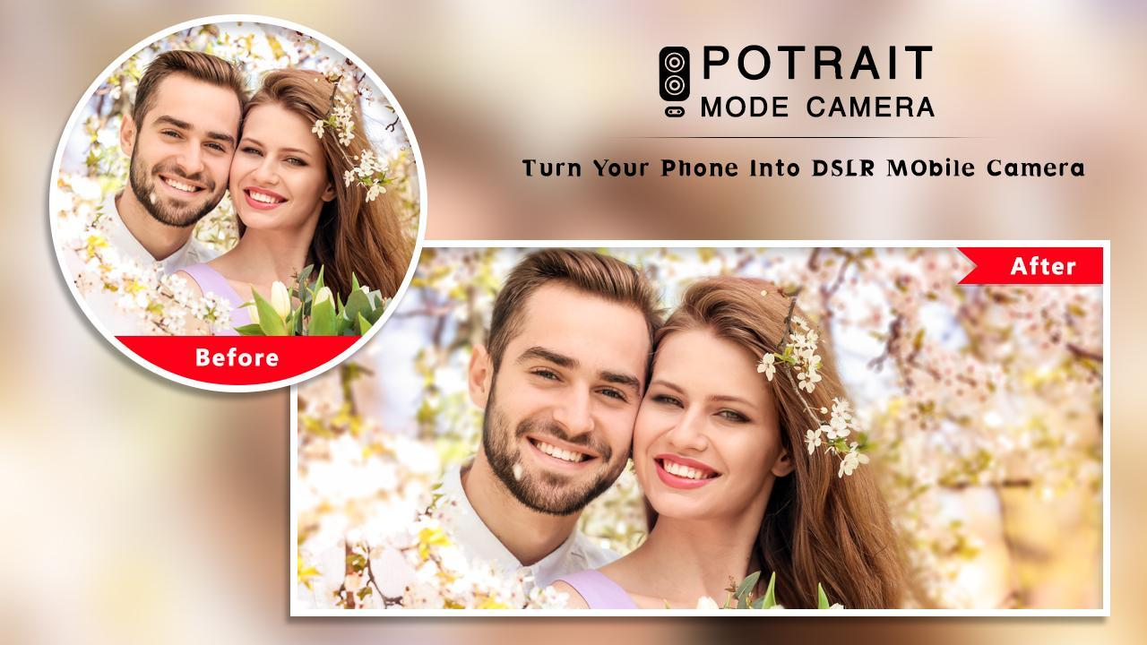 Portrait Mode Camera for Android - APK Download