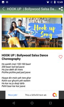 Hook Up Song Videos - Student Of The Year 2 Songs screenshot 2