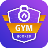 Hooked Gym icon