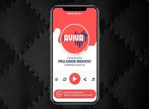 Rádio Aviva 7 poster