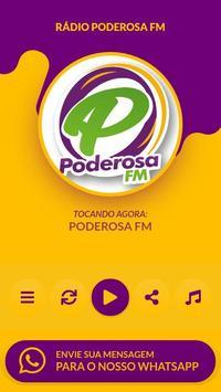 Rádio Poderosa FM poster