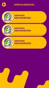 Rádio Poderosa FM screenshot 2