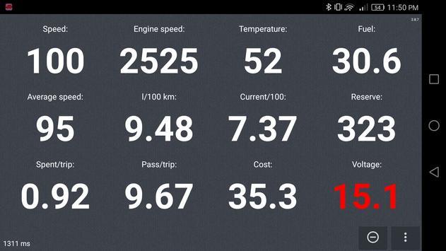 Car Computer - Olivia Drive | ELM327 OBD2 screenshot 5