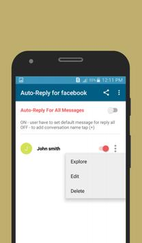 Auto-Reply for facebook for Android - APK Download
