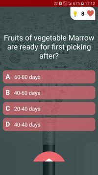 Horticulture Quiz screenshot 1