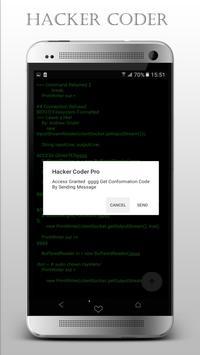Hacker Coder Pro screenshot 8