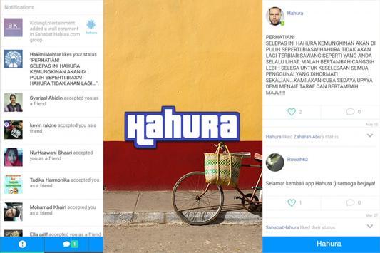 Hahura screenshot 2