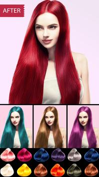 Easy Hair Color Changer poster