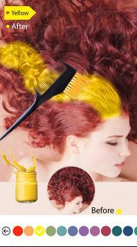 Easy Hair Color Changer screenshot 3